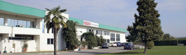 Italy - Lucca - Rotork Fluid Systems Srl