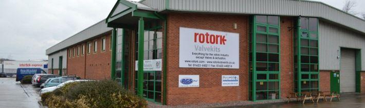 UK - Huthwaite - Rotork Valvekits