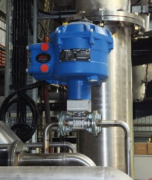 Polymer manufacturing turns to Rotork for improved control valve performance