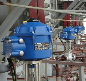 Rotork CVA delivers improved control valve performance on European gas supply pipeline