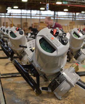Rotork IQ3 intelligent valve actuators specified for strategic gas pipeline