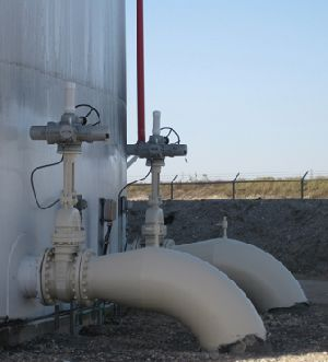 "Pakscan wireless valve control is ""perfect fit"" for tank farm automation"
