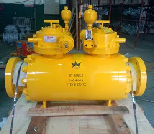 Rotork Gears completes landmark contract for Chinese subsea valve industry