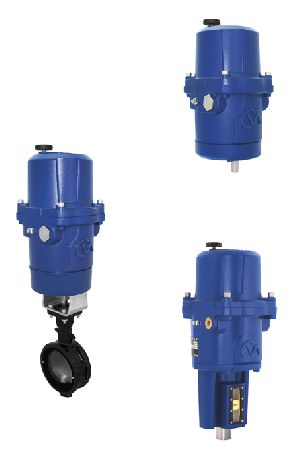 Explosionproof CMA actuators deliver 'Performance Plus' process valve control