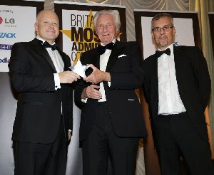 Rotork riding high again in Britain's Most Admired Companies Awards