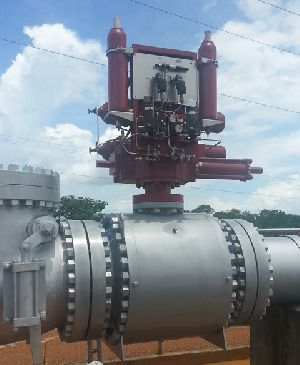Best technical solution with local support secures Rotork order for pipeline actuators