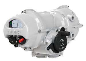Rotork launches 3rd generation IQT intelligent part-turn valve actuator