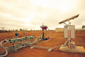 Приводы Rotork выбраны для откачки газа из угольных шахт