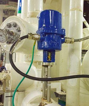 ロトルクが巨大FPSOのHVACシステムの信頼性を向上