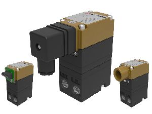 Fairchild I/P transducers deliver high accuracy at very low pressures