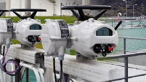 Rotork actuators support Portugal's advanced wastewater treatment plan