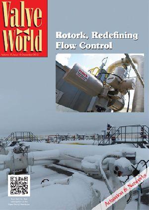 Rotork, Redefining Flow Control