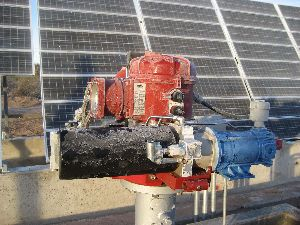 Rotork pipeline actuators facilitate solar powered solution for remote valve control