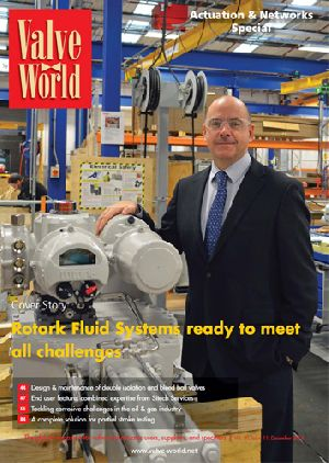 Rotork Fluid Systems ready to meet all challenges