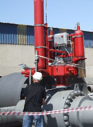 Rotork pipeline valve actuators in Kurdistan economic improvement project