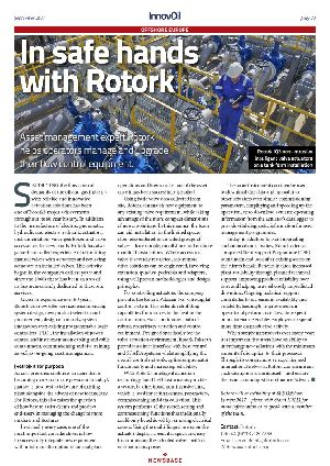 In safe hands with Rotork