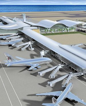 Actuators boost refuelling safety at new Doha Airport