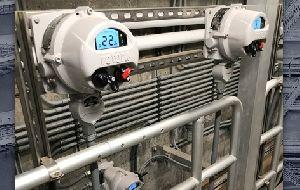 ロトルクのRHSが水処理プラントにおけるバルブのアクセス問題を解決