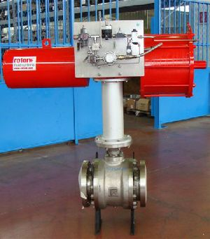 Rotork actuators for Saudi petrochemical plant