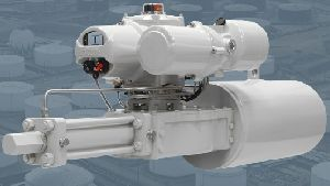 Rotork electro-hydraulic ROSOV actuators specified for tank farm expansion