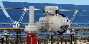 Increased Rotork valve automation improves operations at solar power plants