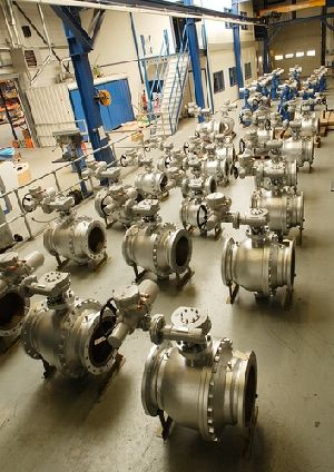 Brisk actuation activity at enlarged workshop facility