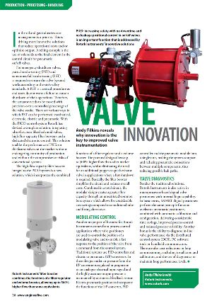 Rotork Instruments: Valve Innovation