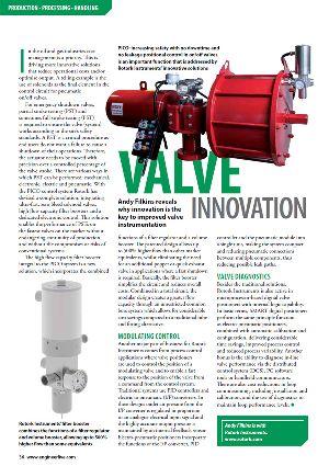 Rotork Instruments: Valve Innovation