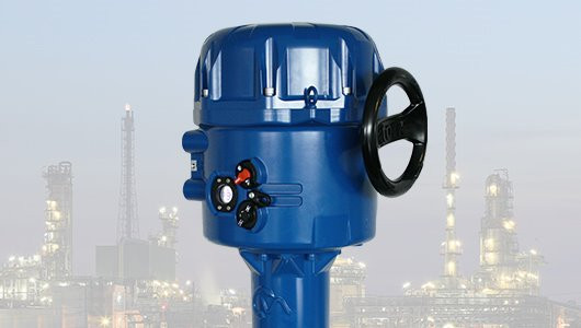 Rotork's CMA range expands for improved control valve automation