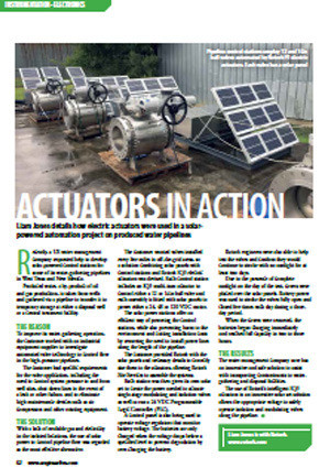 Actuators in Action