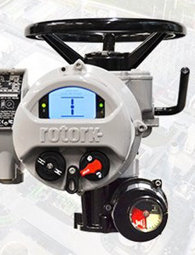 Rotork adds the Mechanical Position Indicator to IQ Range