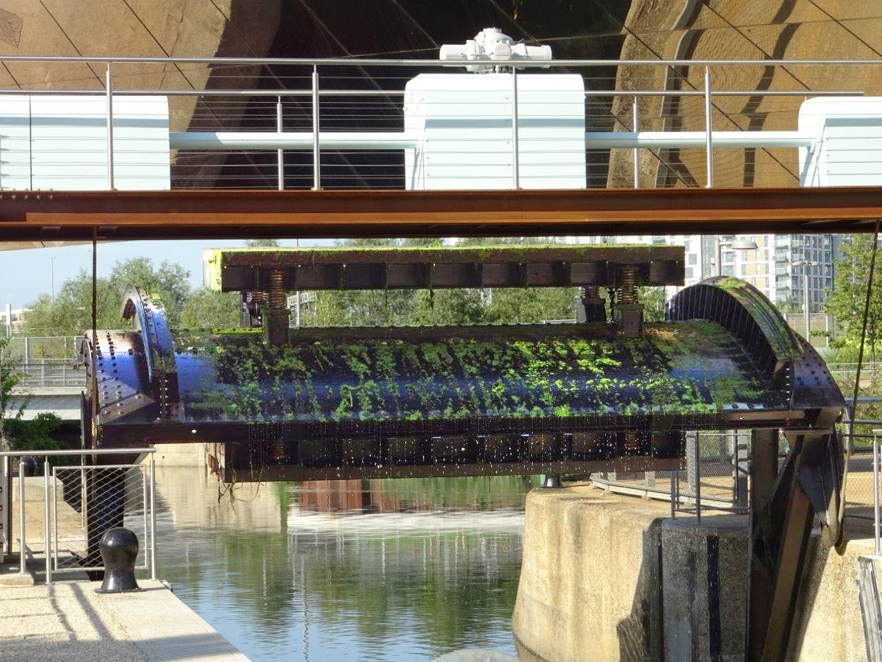 Rotork provides bespoke solution for London's Carpenter's Lock Restoration project