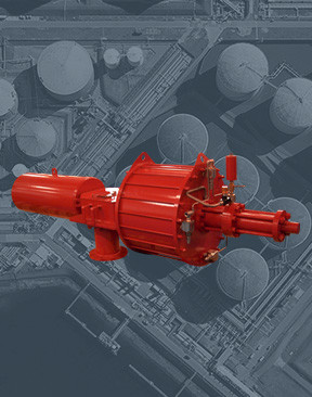 Rotork GP actuators selected for Asian LNG Terminal