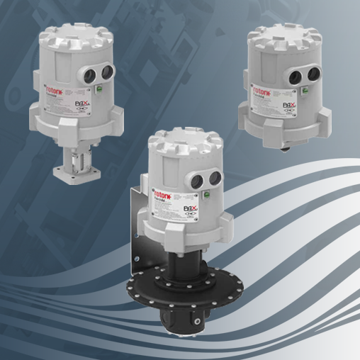 Rotork releases AC version of PAX1 linear actuator