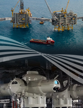 Rotork provides electric actuators at Johan Sverdrup, ground-breaking Norway oil field