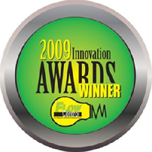 Rotork CVA wins '2009 Flow Control Innovation Award'