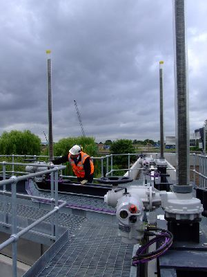 "Intelligent valve actuation at Severn Trent Water's ""beacon project"""
