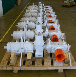 Fast track performance achieves ten week delivery for sub-sea valve actuators