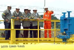 Rotork pipeline actuators in project to provide improved energy for Brazil
