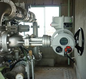 Rotork Site Services assures reliable valve operation at vital fuel supply plants