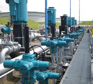 Upgrade at Europoort terminal introduces Rotork's latest valve actuation and control technologies