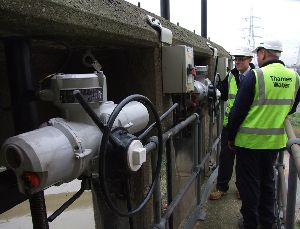 IQ valve actuation upgrades assist Thames Water's Beckton improvements