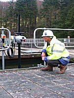Severn Trent Water treatment upgrade
