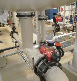 Croatian water treatment plant chooses Rotork valve actuators