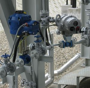 Rotork delivers all-electric isolating and control valve actuation for gas plants