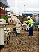 21st Century upgrade at National Grid Transco Bacton