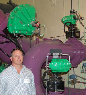 K-Tork retrofit assists environmental recycling