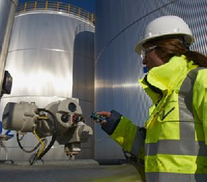 Rotork provides electric solutions for automated flow control at the Botlek Tank Terminal
