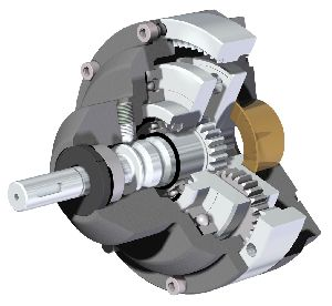 Rotork DSIR gearbox speeds up manual valve operation