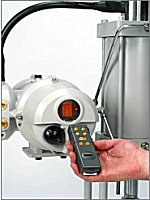 Skilmatic electric failsafe valve actuators gain intelligence from Rotork